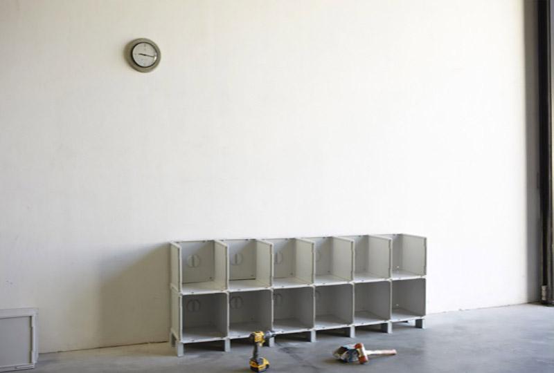 Installazione Ossari in vetrorestina qbox
