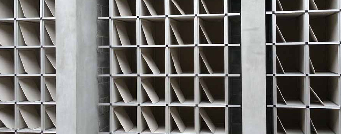 Qbox Ossari di punta in alluminio